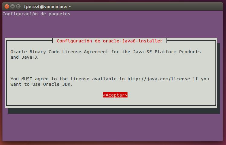 Imagen 2 en Instalación de Phonegap en Linux