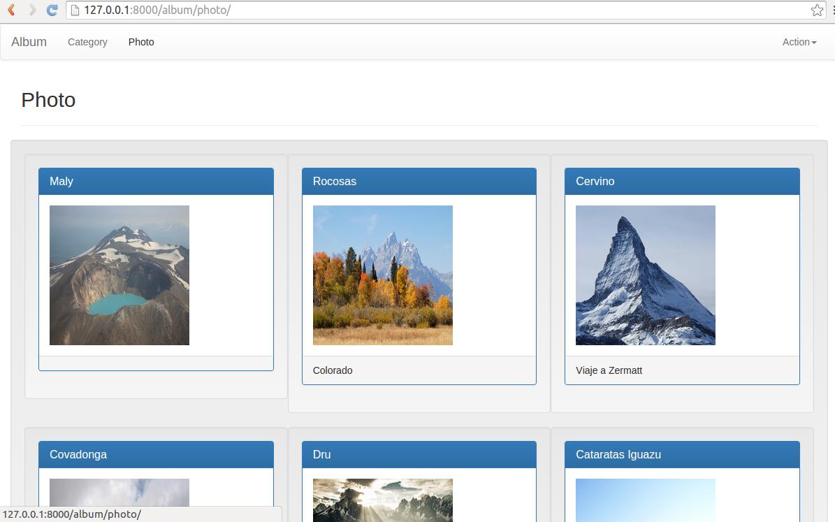 Imagen 3 en Tutorial de Django: Cómo usar Git y Bootstrap con Django.