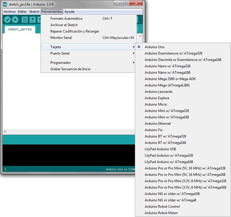Imagen 18 en Tutorial Arduino: IDE Arduino
