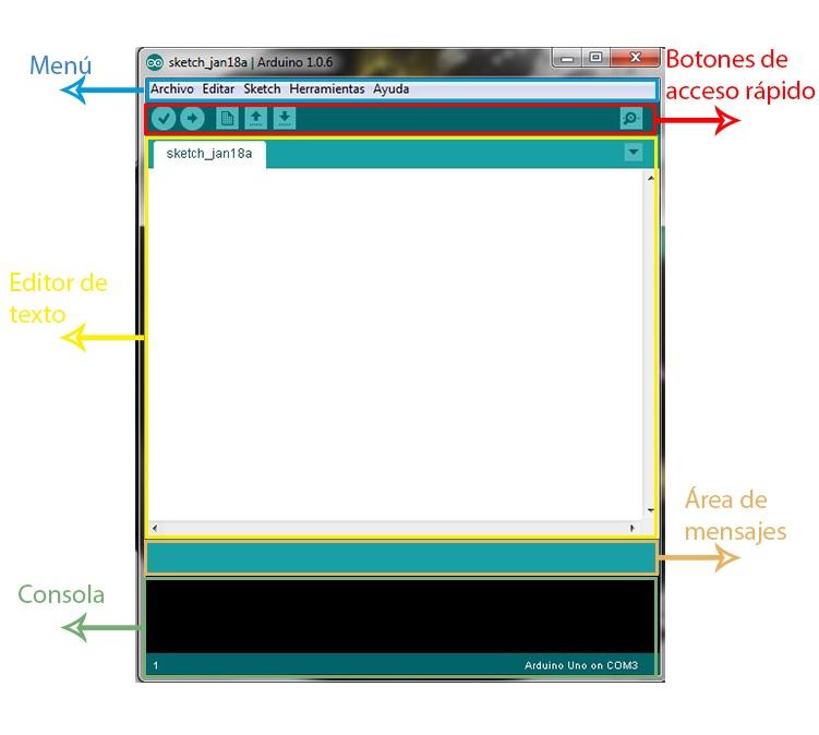 Imagen 11 en Tutorial Arduino: IDE Arduino