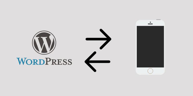 Imagen 0 en Desarrollo de App PhoneGap con Backend WordPress