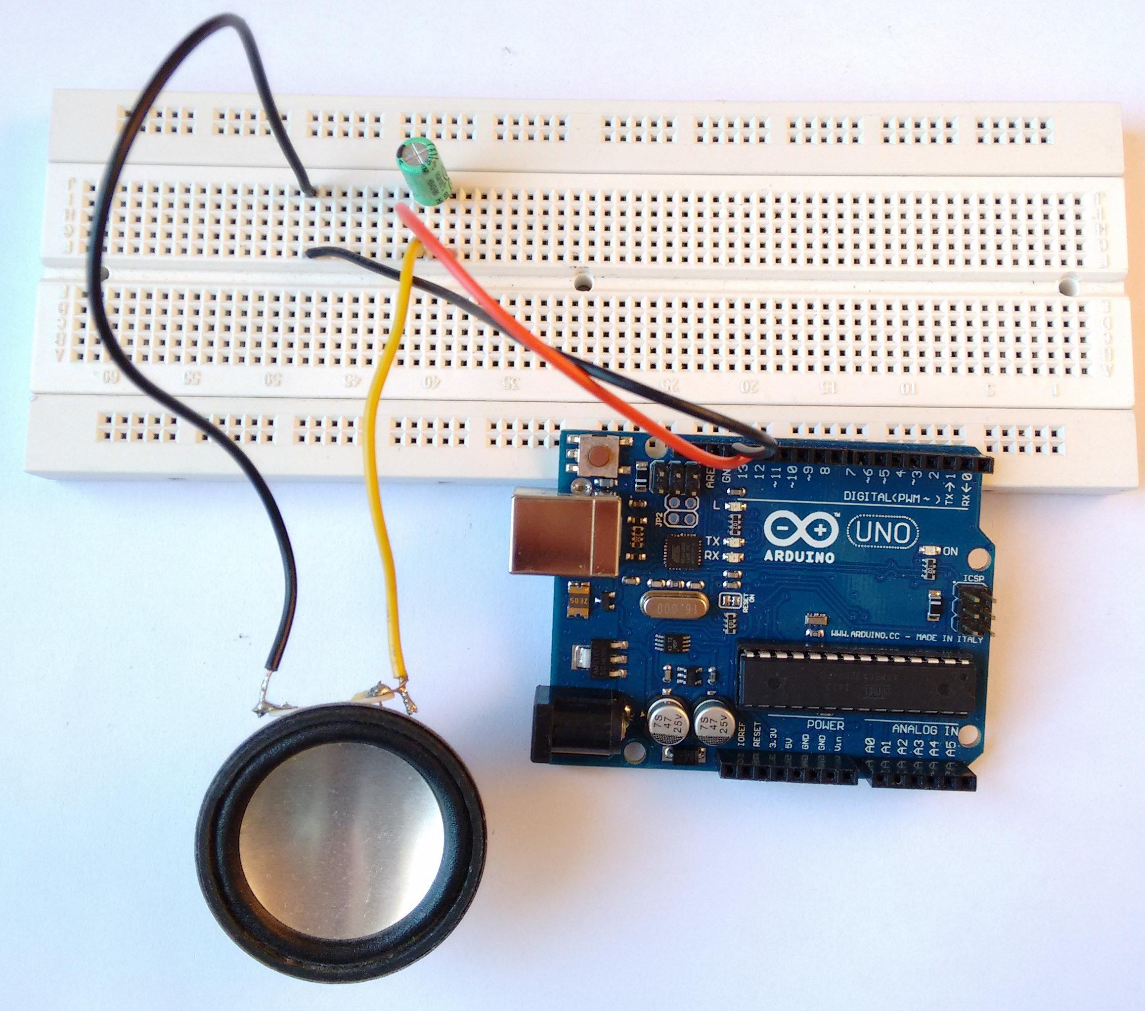Imagen 4 en Tutorial Arduino: Sonidos con Arduino