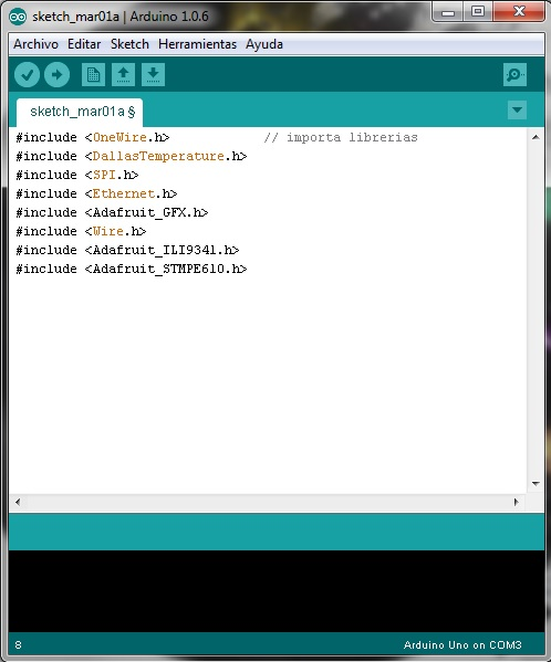 Imagen 0 en Tutorial Arduino: Uso de sistema OneWire