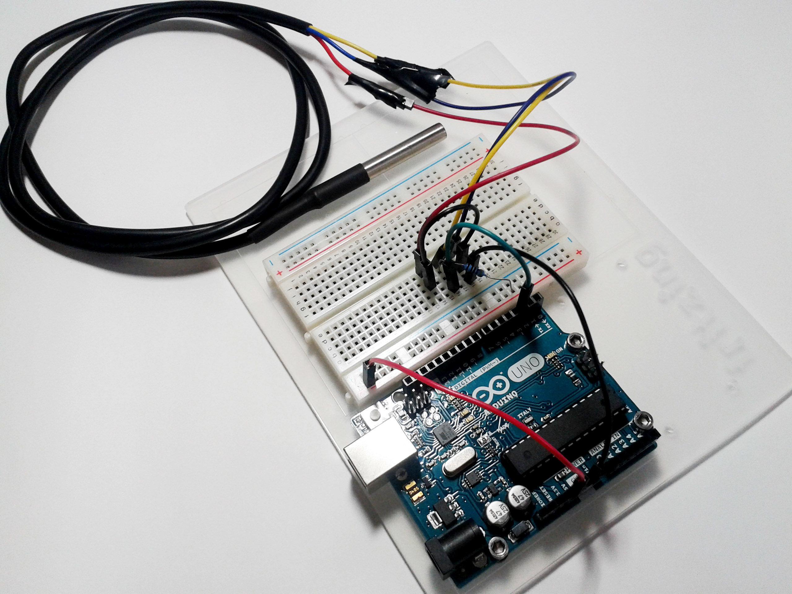 Imagen 6 en Tutorial Arduino: Uso de sistema OneWire
