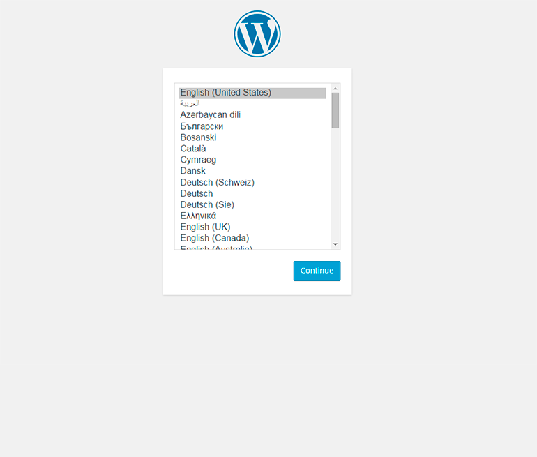 Imagen 2 en WordPress tutorial: Cómo instalar WordPress