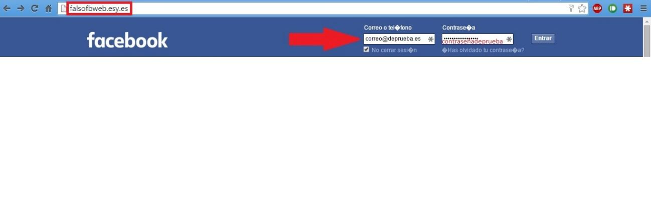 Imagen 10 en Hacking tutorial: Phishing en Facebook