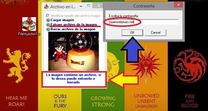 Imagen 6 en Hacking Tutorial: Como ocultar informacion en imagen