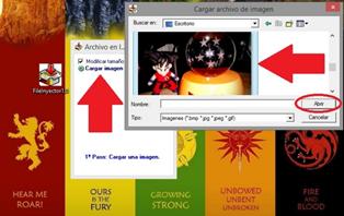 Imagen 5 en Hacking Tutorial: Como ocultar informacion en imagen
