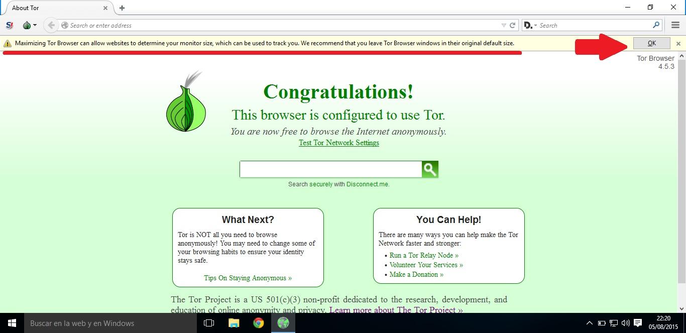 Imagen 11 en Hacking tutorial: Navegación segura con TOR