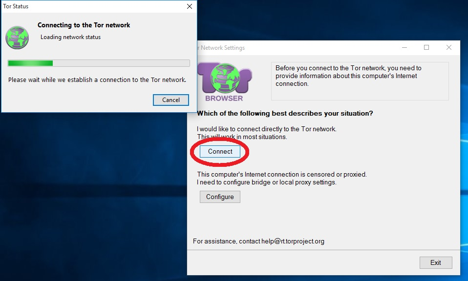 Imagen 10 en Hacking tutorial: Navegación segura con TOR