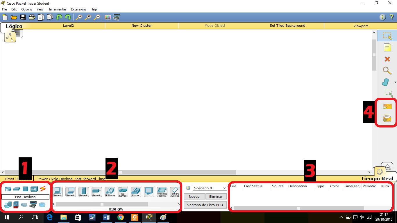 Imagen 1 en Aprende a cómo instalar Packet Tracer en Linux y Windows