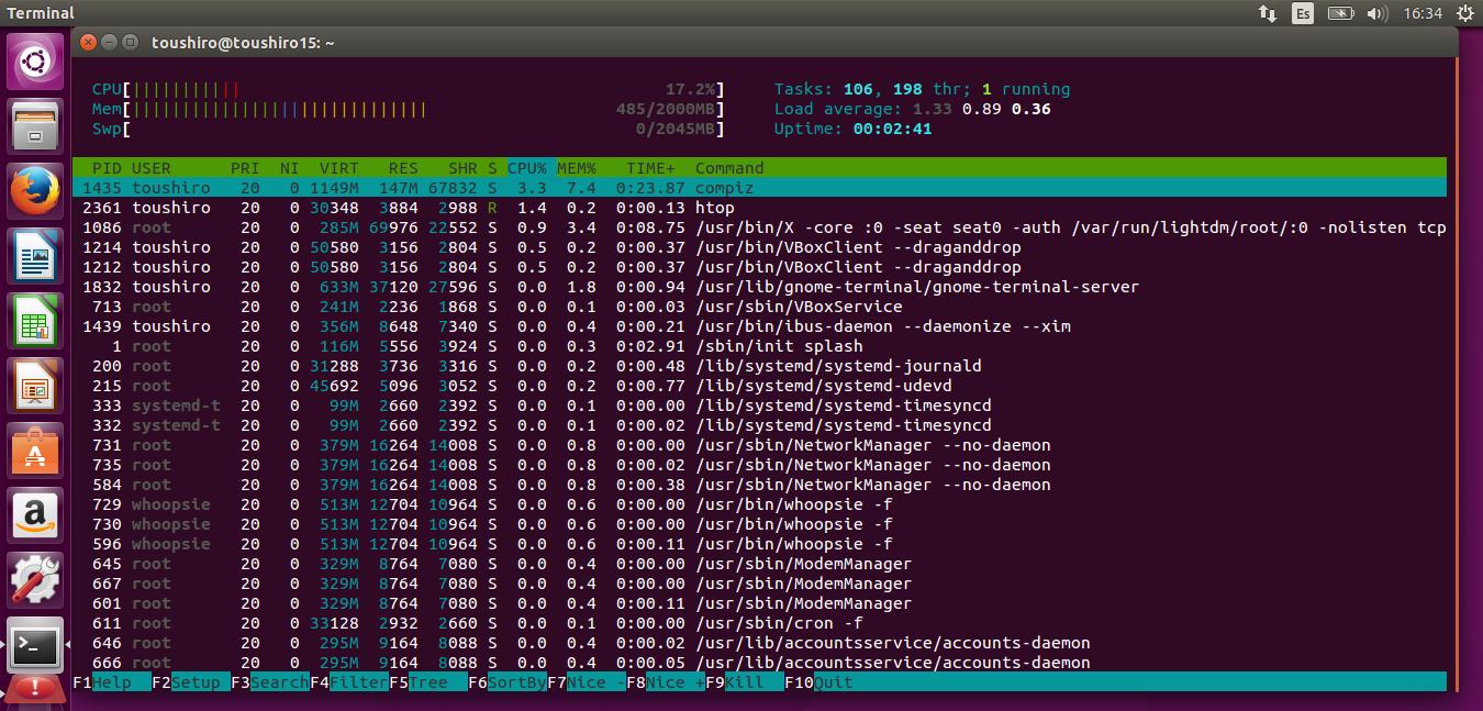 Imagen 9 en 20 comandos para administrar y gestionar facilmente los procesos en Linux