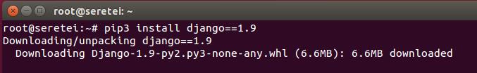 Imagen 4 en Cómo instalar Django 1.9 en Ubuntu 15.10
