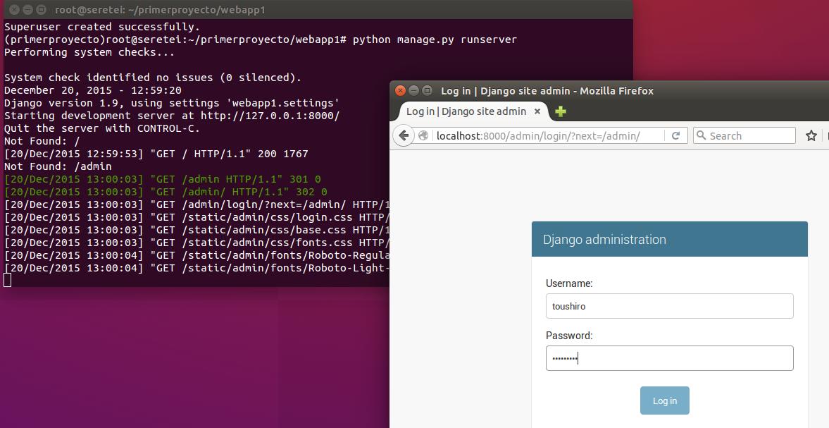 Imagen 22 en Cómo instalar Django 1.9 en Ubuntu 15.10