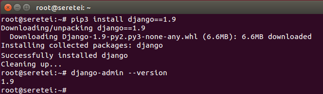 Imagen 5 en Cómo instalar Django 1.9 en Ubuntu 15.10