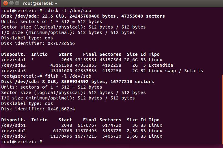 Imagen 1 en 9 comandos básicos Fdisk para gestionar el disco duro