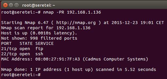 Imagen 28 en Nmap, uso básico para rastreo de puertos