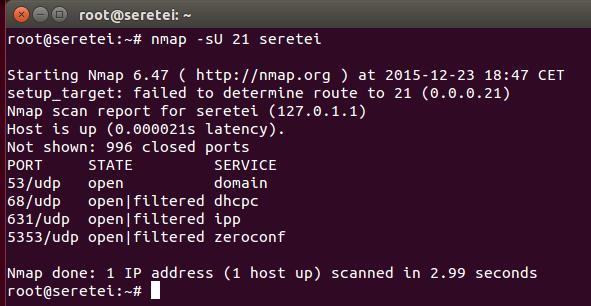 Imagen 19 en Nmap, uso básico para rastreo de puertos