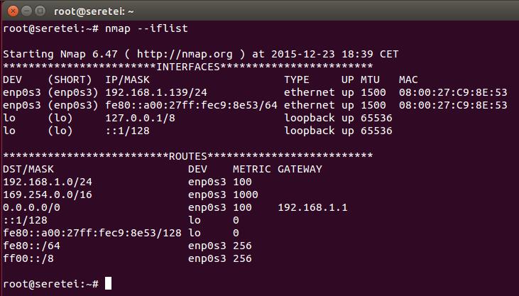 Imagen 16 en Nmap, uso básico para rastreo de puertos