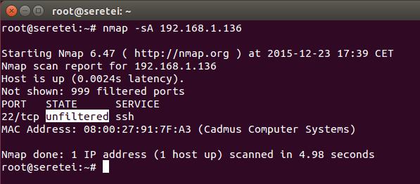 Imagen 12 en Nmap, uso básico para rastreo de puertos