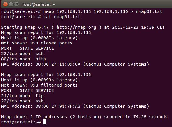 Imagen 31 en Nmap, uso básico para rastreo de puertos