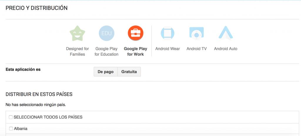 Imagen 4 en Cómo publicar app Android en Play Store