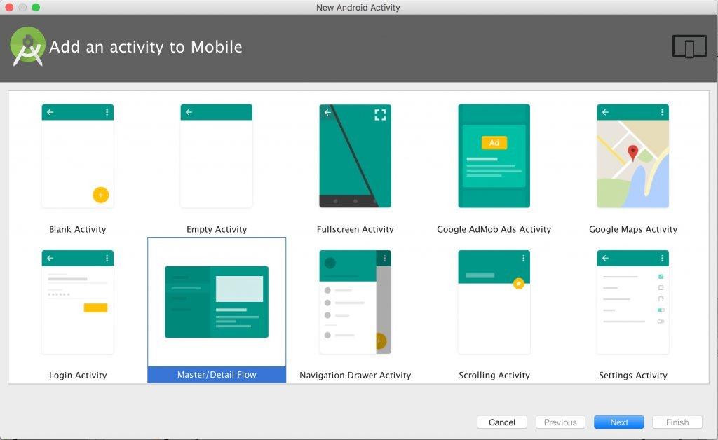 Imagen 1 en Multiscreen, diseña en Android para diferentes pantallas