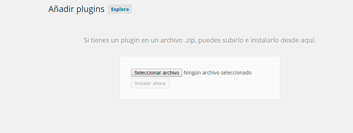 Imagen 5 en WordPress Tutorial: Instalar plugins