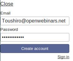 registro usuario