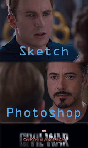 Imagen 0 en Sketch vs Photoshop