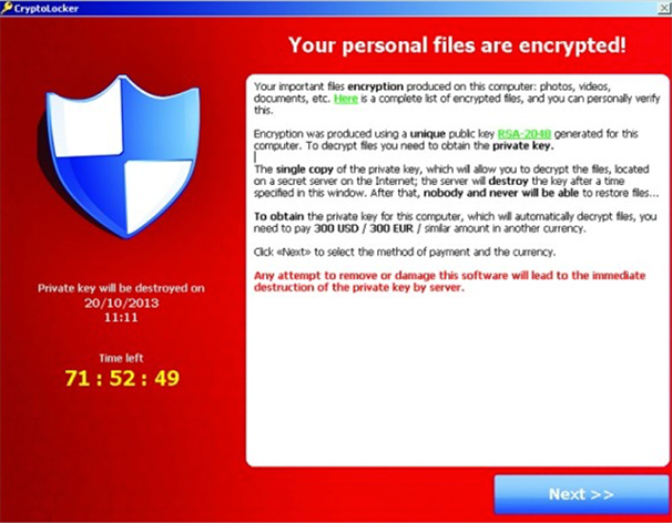 Imagen 0 en Cómo funciona un ciberataque con ransomware