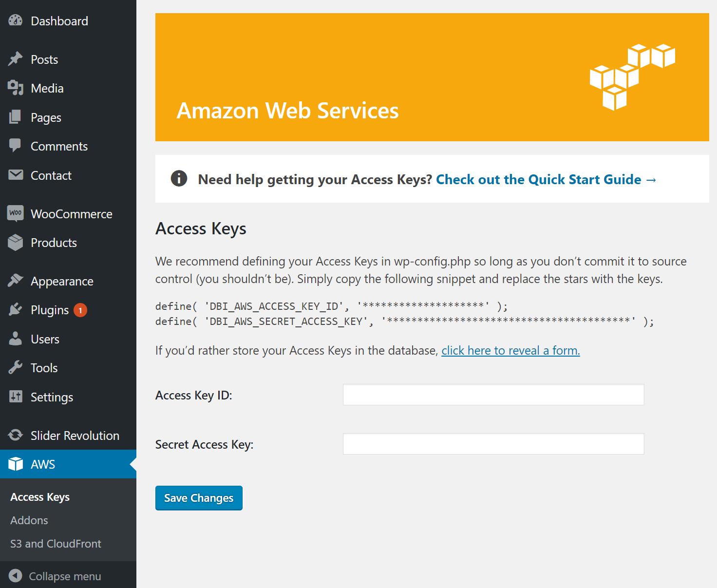Imagen 3 en CloudFront en WordPress con el plugin WP Offload S3