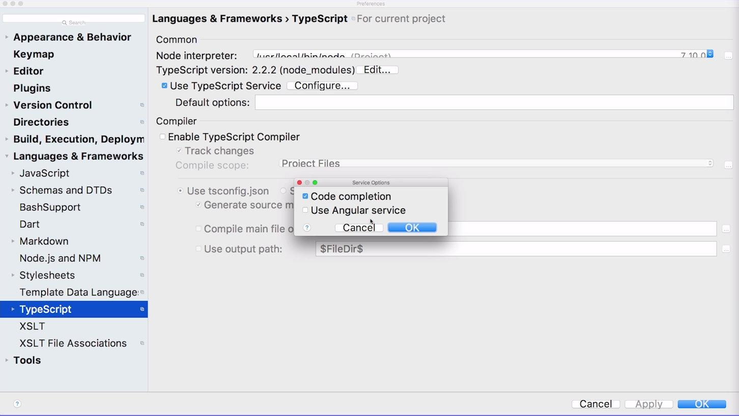 Imagen 0 en Dos extensiones imprescindibles para Angular