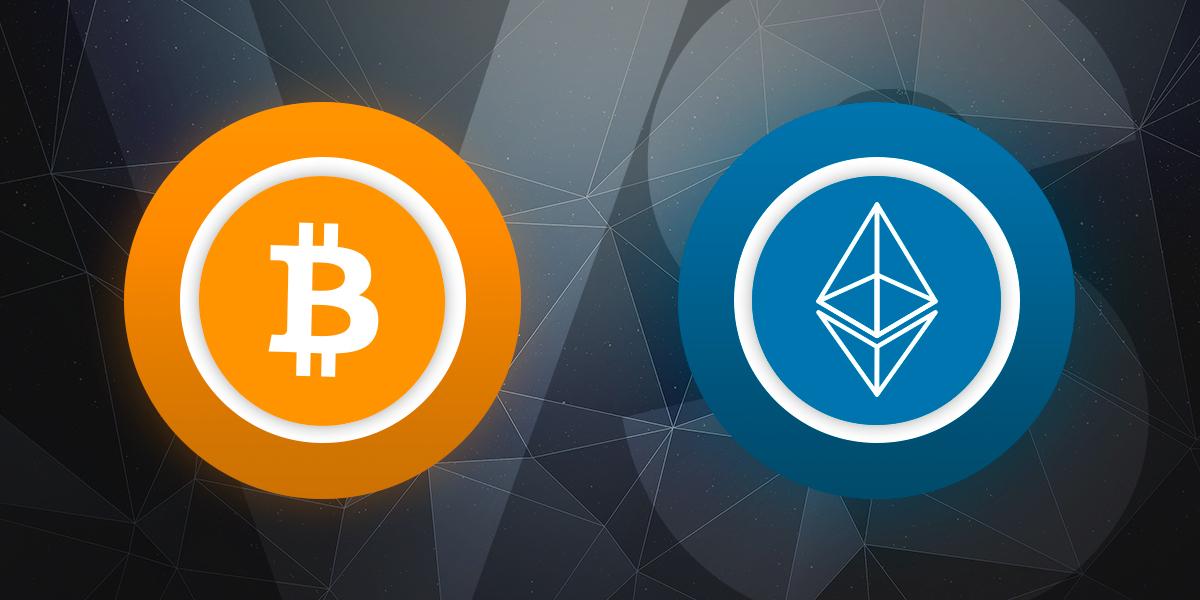 bitcoin a ethereum)