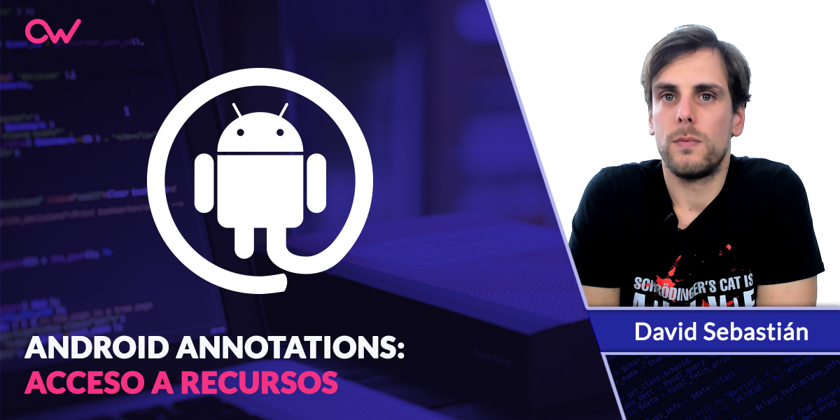 Android Annotations: Acceso a recursos