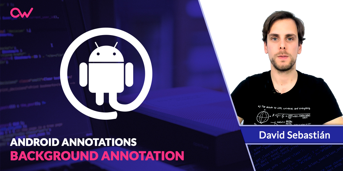 Android Annotations: Background Annotation