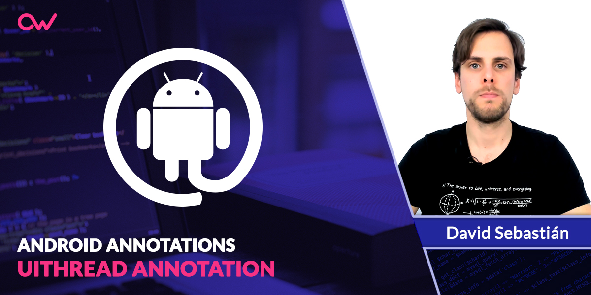 Android Annotations: UiThread Annotation