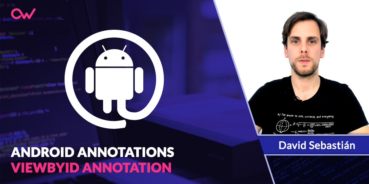 Android Annotations: ViewById Annotation