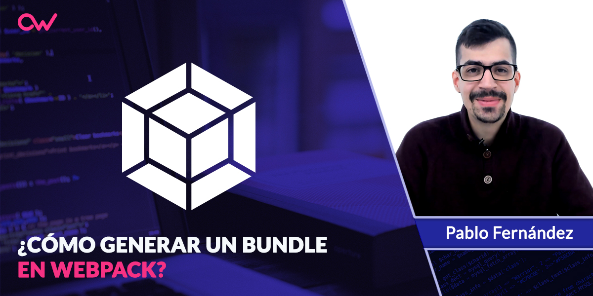 WEBPACK: Cómo generar un bundle