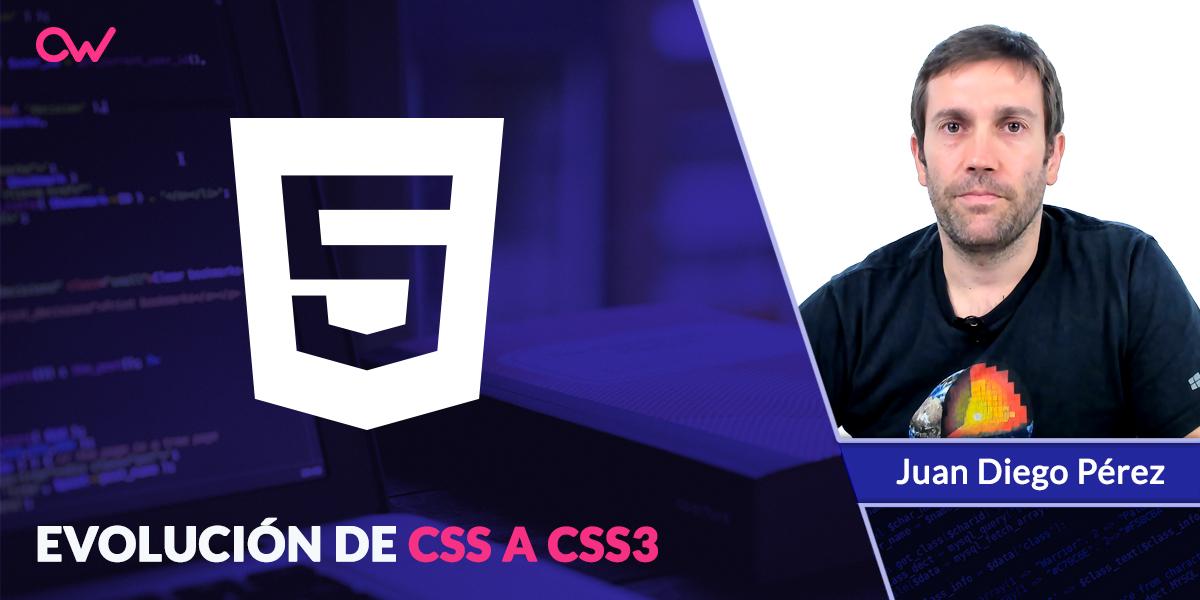 Cambios entre CSS y CSS3