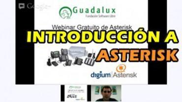 Introducción a sistemas de telefonía Asterisk