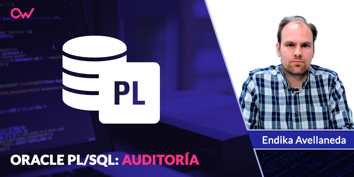 Oracle PL/SQL: Auditoria