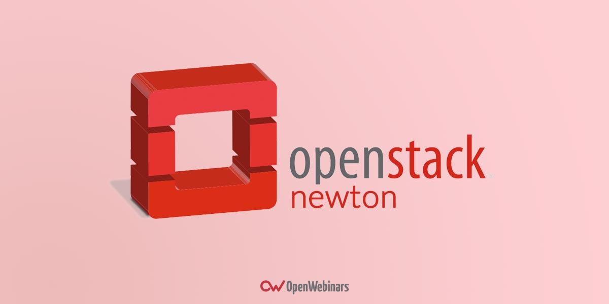 Lanzamiento de OpenStack 14: Newton