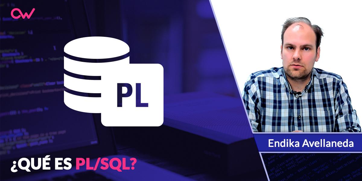 ¿Qué es PL/SQL?