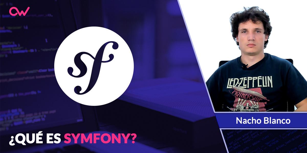 Qué es Symfony