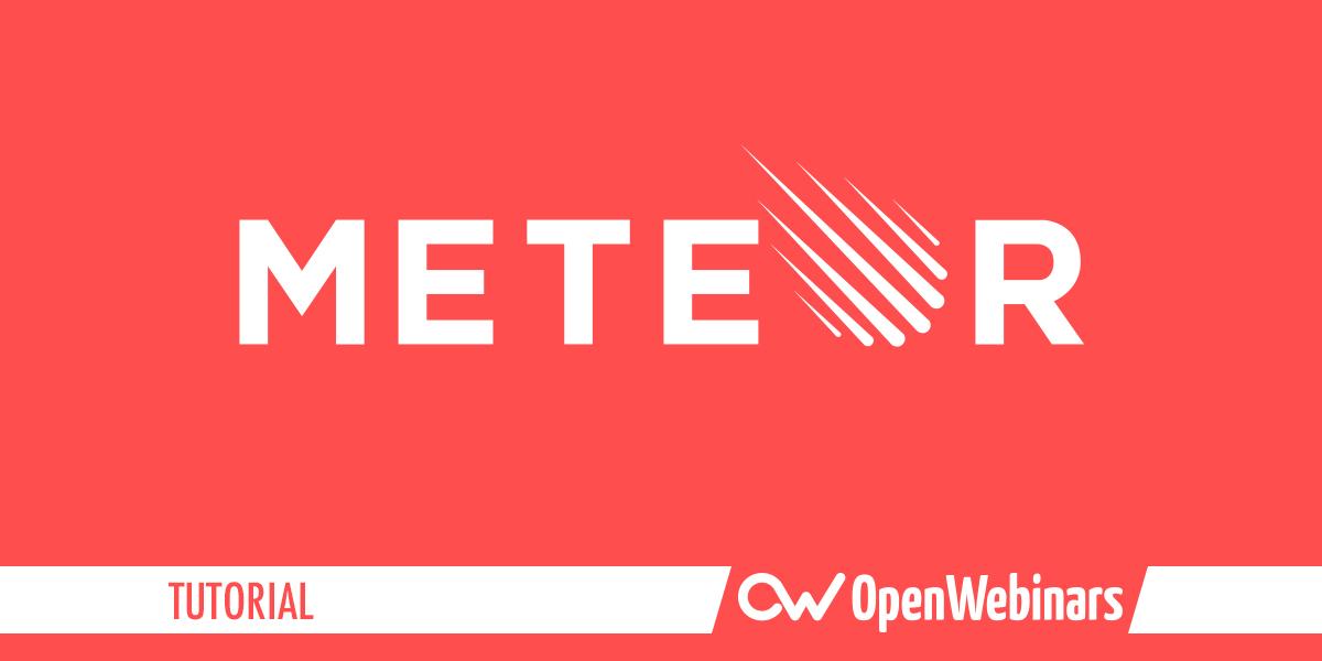 Tutorial Meteor JS: Crear metodos de Publicación