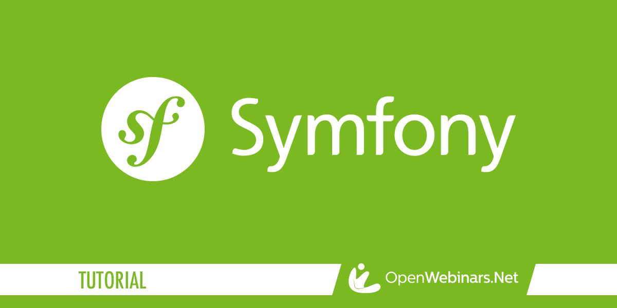 Symfony2 Tutorial: Formularios