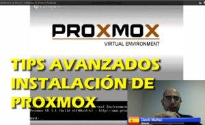 Virtualización: Tips Avanzados de Instalación de Proxmox