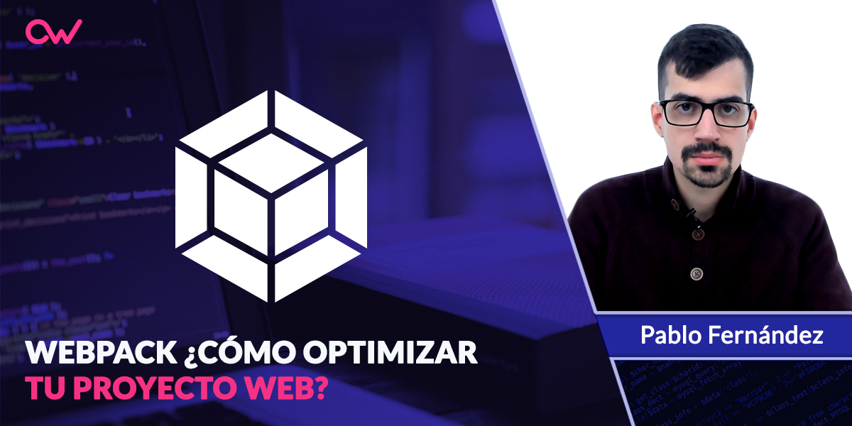 Optimización con Webpack