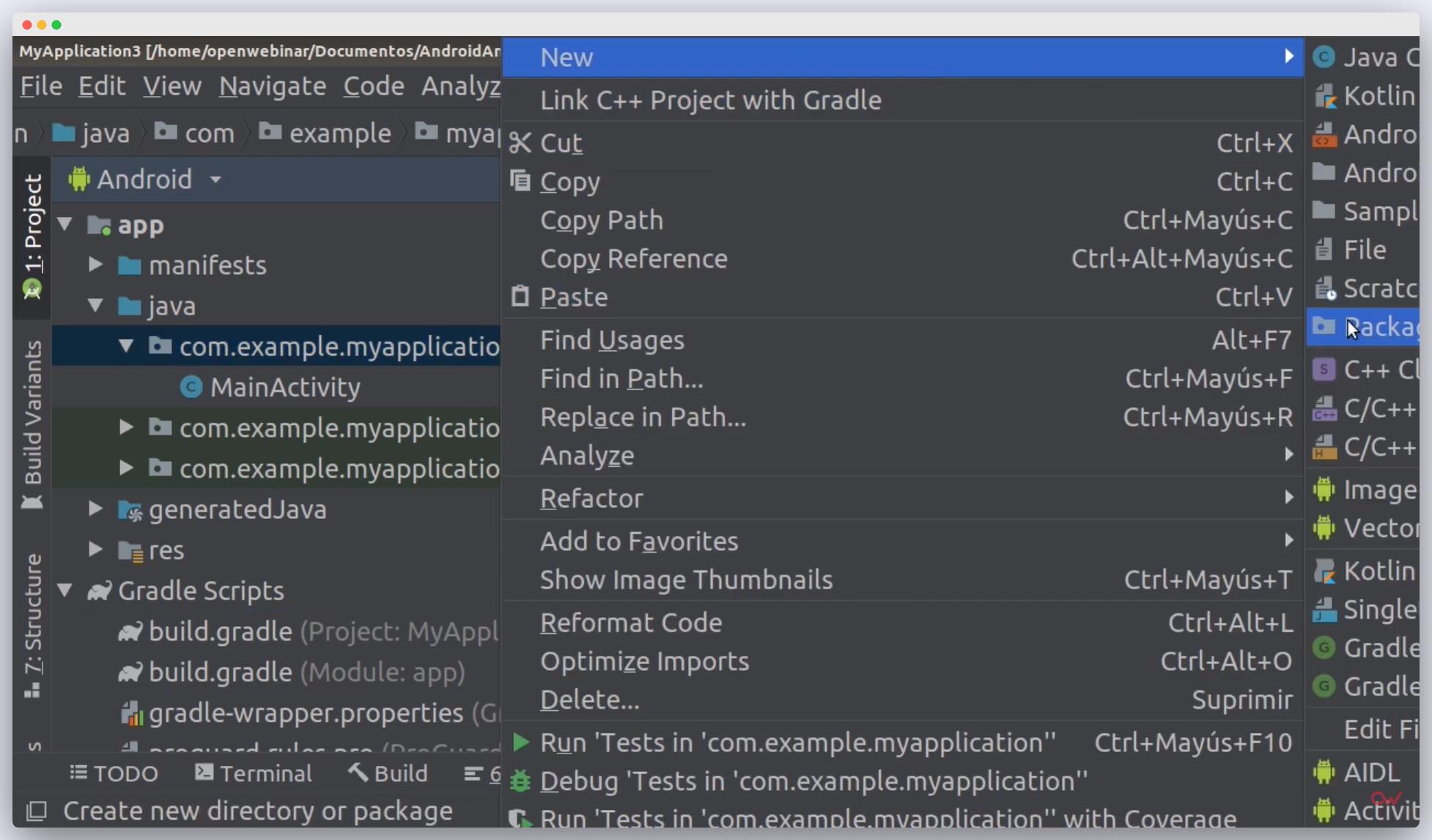 Imagen 0 en Android Annotations: consumir API REST